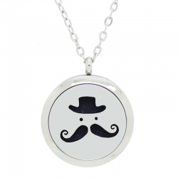 Mr Hipster Diffuser Necklace