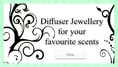 Diffuser Jewellery